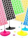 """coosbo® colorido silicone pele tampa do teclado para 11.6 """", 13.3"""", 15.4 """", 17"""" macbook pro ar / retina (cores sortidas)"""