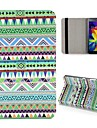 Preety Tribal Style Pattern Flip Foldable Stand PU Leather Case for Samsung Galaxy Tab tab 4 7 inch T230 T231 T235