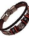 z&x® main punk millesime fait bracelets brin de cuir