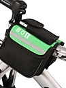 BOI® Bike Bag 8LBike Frame Bag Waterproof Reflective Strip Bicycle Bag Polyester Cycle Bag Cycling/Bike 15*11.5*12