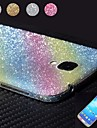 Shining Diamond Powder Design Full Body Protective Film for Samsung Galaxy S4 I9500