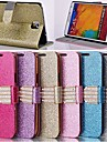 삼성 갤럭시 노트 3 스탠드와 카드 슬롯으로 반짝이 가루 스타일 PU 가죽 전체 바디 (모듬 색상