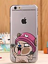 Hit  Face   Pattern TPU Soft Cover for iPhone 6/6S
