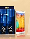 0.33mm otao 3pcs claire film de protection d\'ecran pour Samsung Galaxy Note 3