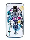 Bumblebee Dream Catcher Pattern Case Cover for Samsung Galaxy S5 I9600
