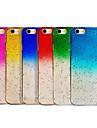 용 아이폰6케이스 / 아이폰6플러스 케이스 투명 케이스 뒷면 커버 케이스 컬러 그라데이션 하드 PC iPhone 6s Plus/6 Plus / iPhone 6s/6