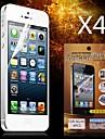 Защитный протектор экрана HD для iPhone 4 / 4s (4 шт)