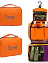 Travel Bag/Wash Storage Bag/Toilet Kit-Black/Blue/Red/Pink/Green/Orange-Oxford-Portable/Folding/Zipper