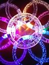 RGB LED мигает браслет дизайн акриловых партия во главе свет Stick (случайный цвет x1pcs)