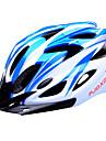 fjqxz 18 Вентс EPS + PC синий и белый целое формованием Велоспорт Шлем (56-63cm)