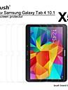 삼성 갤럭시 탭에 대한 높은 투명도의 HD LCD 화면 보호기 4 10.0 (5 개)