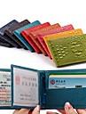 люди& натуральная кожа кошельки женский кошелек водительских прав protectioncard& Держатели ID