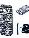 Para Samsung Galaxy Capinhas Antichoque / Estampada Capinha Capa Traseira Capinha Elefante TPU Samsung Ace Style LTE