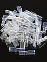 Soft Silicone Sleeve Jacket Terminals Suitable For 4.8 Plug Spring Jacket(50Pcs)