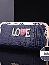 искусственная кожа металл кошелек персональный подарок женской (в пределах 10 символов)