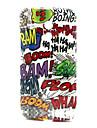 граффити рисунок ТПУ мягкий чехол для Motorola MOTO g2