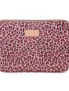 """11,6"""" 12.1"""" 13.3"""" manches shakeproof couverture ordinateur portable leopard pour macbook dell thinkpad hp sony"""