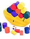 luna madera juguete educativo juego de equilibrio