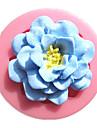 Mini Flower Fondant Cake Molds Chocolate Mould For The Kitchen Baking Sugar Cake Decoration Tool