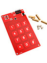 MPR121 Touch Shield 12 keys 12 Channels 5V 3.3V for Arduino 51 Code