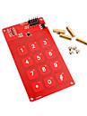 mpr121 сенсорный экран 12 клавиш 12 каналов 5В 3,3 для Arduino 51 кода