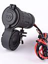 мотоцикл водонепроницаемый штекер адаптера розетка 12v / 24v