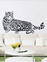 Leopard PVC Wall Sticker
