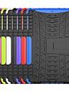 밝은 웨이브 TPU 및 아이 패드 mini4의 mini3 / 2 / 1 홀드와 PC를 다시 케이스