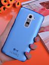 For LG Case Plating Case Back Cover Case Solid Color Hard PC LG