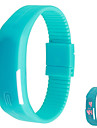 Sports Bracelet Unisex Silicone Band LED Waterproof Watches Wrist (Assorted Colors) Cool Watches Unique Watches
