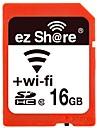ez Share 16GB Cartao SD Wifi cartao de memoria class10