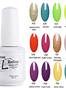 LIBEINE Soak Off 15 ML UV Gel Nail Polish Color Gel Polish Assorted Colors No.025-036