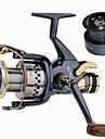 Катушки для спиннинга Катушки для ловли карпа 5.2:1 10 Шариковые подшипники ЗаменяемыйМорское рыболовство / Спиннинг / Пресноводная