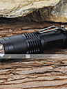 Lights LED Flashlights/Torch / Handheld Flashlights/Torch LED 1200 Lumens 5 Mode Cree XM-L T6 18650Adjustable Focus / Impact Resistant /