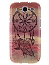 Windbell Design TPU IMD Soft Cover for Samsung Galaxy S3 I9300