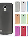 BIG D 0.3mm PP Matte Back Case for Samsung Galaxy S4 Mini I9190