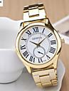 Lady\'S Quartz Swiss Alloy Watch Men And Women Fashion Baotou Steel Band Watch