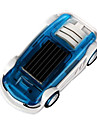Mini Novelty Gift for Child Solar Power And Salt Water Hybrid Toy Car