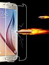 HD отпечатков пальцев доказательство прозрачный царапинам стекло пленка для Samsung Galaxy S6