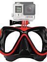 Diving Masks Mount / Holder ForAll Gopro Gopro 5 Gopro 4 Silver Gopro 4 Gopro 4 Black Gopro 4 Session Gopro 3 Gopro 2 Gopro 3+ Gopro 1