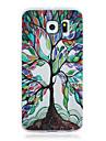 Baum tpu weichen Kasten fuer Samsung-Galaxie S6 / S6 Kante / S4 / S5 / s3 mini / S4 mini / s3