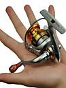 fddl ® мини-металл рыбалки спиннингом 5 шарика подшипника шестерни скорости 5.2: 1 сменный ручка