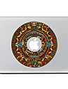 Circular Flower 27 Decorative Skin Sticker for MacBook Air/Pro/Pro with Retina Display