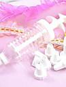 Крем трубки Декорирование рот инструменты затяжек (1 комплект)