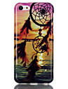 The dream catcher Pattern TPU Soft Case for iPhone 5C