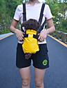 Кошка Собака Переезд и перевозные рюкзаки передняя Рюкзак Животные Корпусы Водонепроницаемость Серый Желтый Синий Розовый