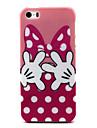 용 아이폰5케이스 패턴 케이스 뒷면 커버 케이스 카툰 소프트 TPU iPhone SE/5s/5