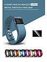 tw64 pulsera SmartBand vida llevable SmartWatch podometro impermeable para ios android