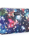 "Sleeve for Macbook 13"" Macbook Air 11""/13"" Macbook Pro 13""/15"" MacBook Pro 13""/15"" with Retina display Universe Canvas Material Sky Canvas Bag"