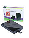 HDD 500GB de disco do disco rigido interno para xbox 360 microsoft magro&xbox 360 e consola de jogos